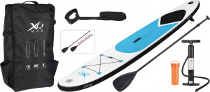 Paddleboard XQ MAX SUP 305 - BLUE OCEAN SET