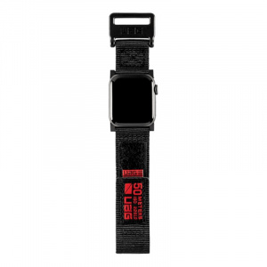 UAG Active Strap, black - Watch 44/42 mm