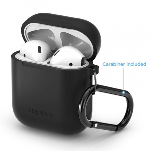 Spigen AirPods case, black