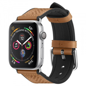 Spigen Retro Fit, brown - Apple Watch 40/38mm