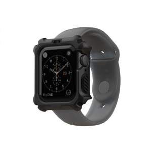 UAG Watch case, black - Apple Watch 5/4 44mm