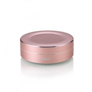Mini reproduktor BlueTooth REMAX RB-M13 barva rose gold