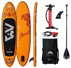 Paddleboard Aqua Marina FUSION SET MODEL 2019