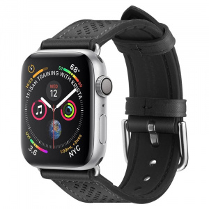 Spigen Retro Fit, black - Apple Watch 40/38mm