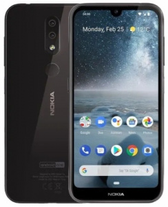 Nokia 4.2 DS Black 32GB/3GB (dualSIM) 2019 Android 9.0