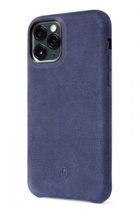 Decoded Recycled Backcover, blue - iPhone 11 Pro
