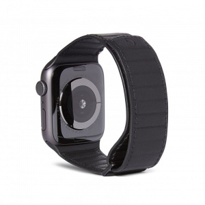 Decoded Traction Strap, black - A. Watch 44/42 mm