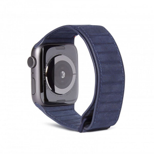 Decoded Traction Strap, blue - A. Watch 44/42 mm
