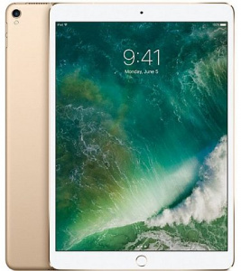 "Tablet Apple iPad Pro 10,5"" Wi-Fi Cellular 64GB Gold (2017)"