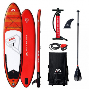 Paddleboard Aqua Marina ATLAS SET 2019