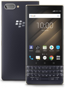 BlackBerry KEY2 LE QWERTY DS Blue - Champagne 64GB/4GB
