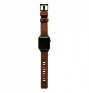 UAG Leather Strap, brown - Watch 40/38 mm