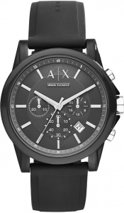 Black Tech Sport Chrono AX1326