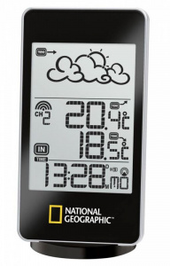 Bresser National Geographic Meteo Station,1 screen