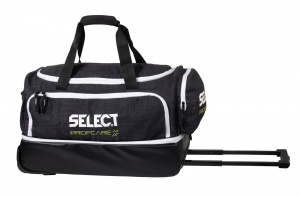 Select Medical bag large w/wheels černo bílá