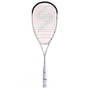 Salming Fusione Feather Racket White
