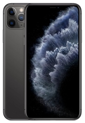 Apple iPhone 11 Pro Max 512 GB Space Gray CZ